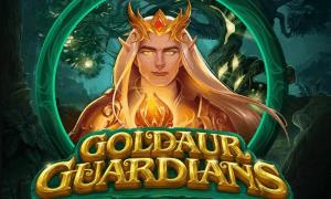 Goldaur Guardians logo achtergrond