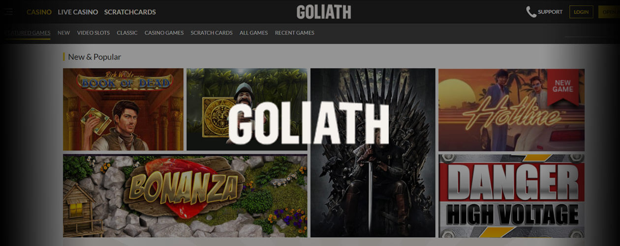 Goliath Casino Spiffbet AB