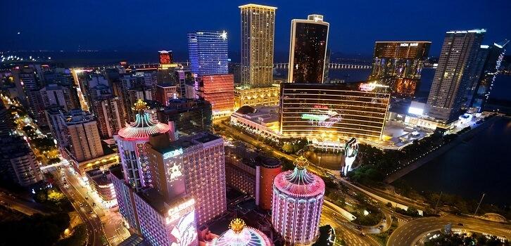 Macau Casino CS Omzetverlies