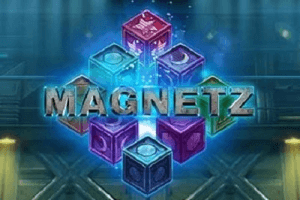 Magnetz logo achtergrond