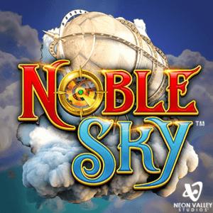 Noble Sky logo achtergrond
