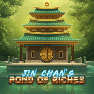Jin Chan's Pond of Riches logo achtergrond