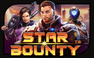 Star Bounty logo achtergrond