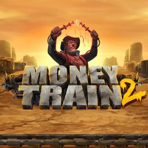 Money Train 2 logo achtergrond