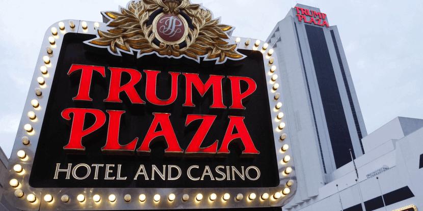 Trump Plaza Hotel & Casino definitief naar de grond