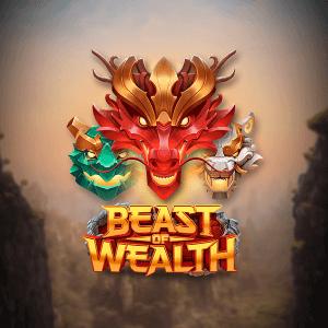 Beast Of Wealth logo achtergrond
