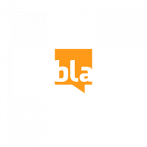 Bla Bla Bla Studios side logo review