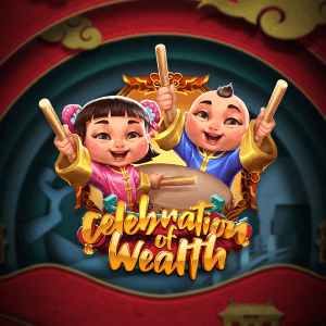 Celebration Of Wealth logo achtergrond
