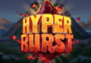 Hyper Burst logo review