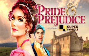 Pride and Prejudice logo achtergrond