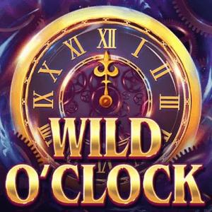Wild O'Clock logo achtergrond