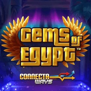 Gems Of Egypt Connecta Ways logo achtergrond