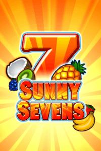 Sunny Sevens logo achtergrond
