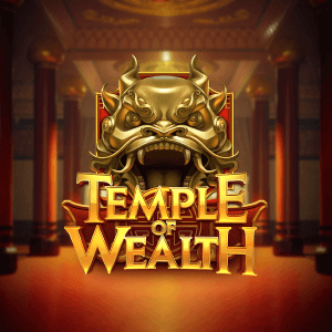 Temple Of Wealth logo achtergrond