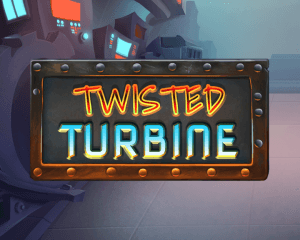 Twisted Turbine logo achtergrond