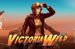 Victoria Wild logo achtergrond