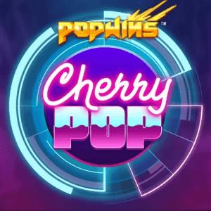 CherryPop logo achtergrond