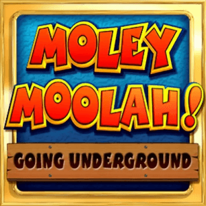 Moley Moolah! logo review