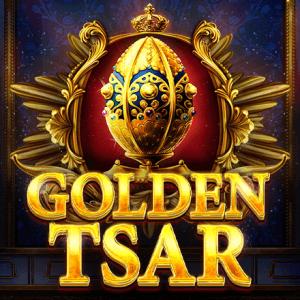 Golden Tsar logo achtergrond