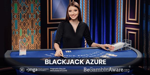 Blackjack Azure CS