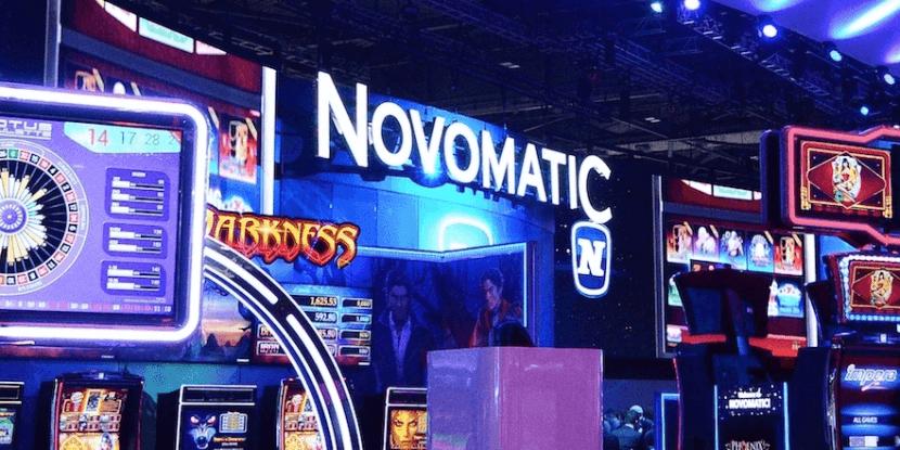 Novomatic ziet omzet met 36 procent dalen in 2020