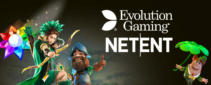 Evolution Gaming CS NetEnt