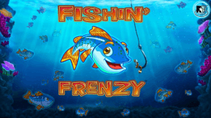 Fishin Frenzy Power 4 Slots side logo review