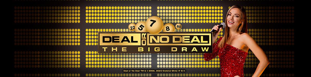 Live Deal or No Deal The Big Draw CS 2