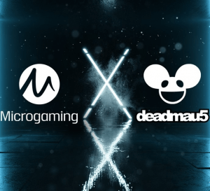 Deadmau5 logo achtergrond