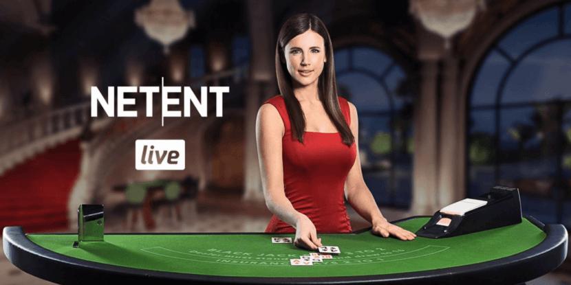 NetEnt voegt drie blackjack tafels toe aan studio
