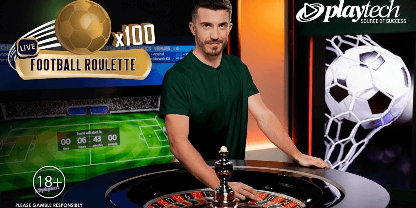 Roulette variant van Playtech uitgebracht in nieuwe versie