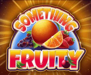 Something Fruity logo achtergrond