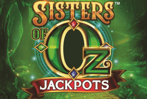 Sisters Of Oz Wowpot side logo review