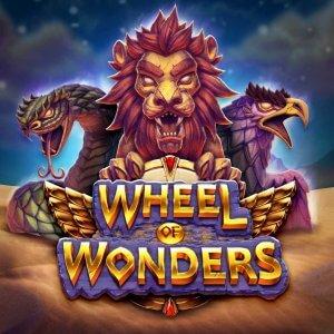 Wheel Of Wonders logo achtergrond