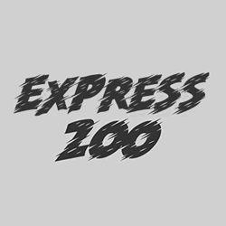 Express 200 logo achtergrond