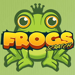 Frogs Scratch logo review