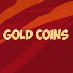Gold Coins logo review