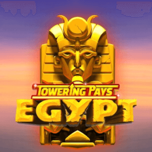 Towering Pays Egypt logo achtergrond