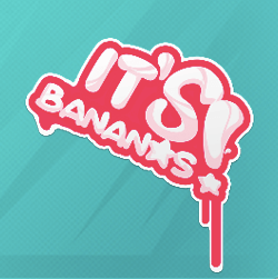 It's Bananas side logo review