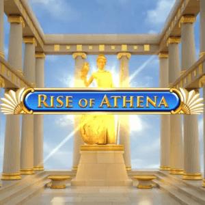 Rise Of Athena logo achtergrond