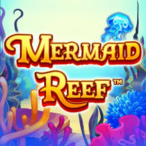 Mermaid Reef logo achtergrond