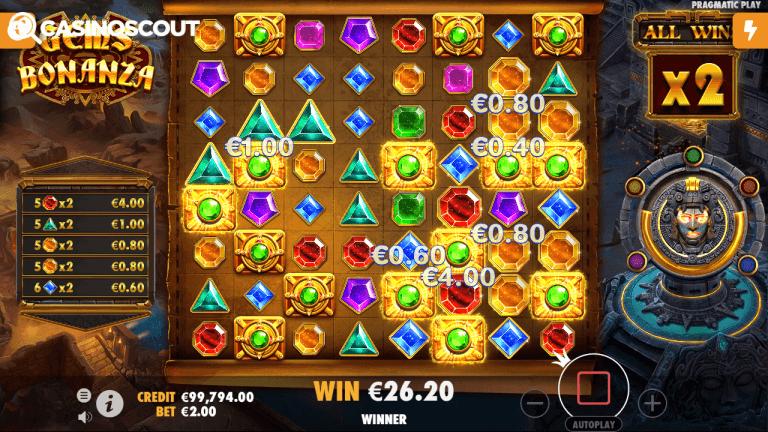 Win big casino bonus codes