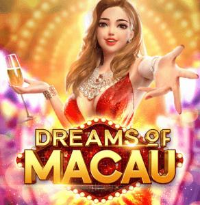 Dreams Of Macau logo achtergrond