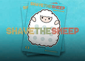 Shave the Sheep logo review