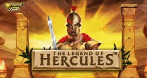 The Legend Of Hercules logo achtergrond