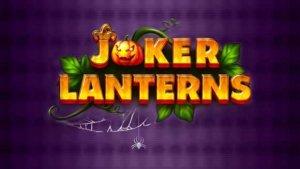 Joker Lanterns logo achtergrond