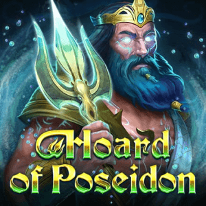 Hoard of Poseidon logo achtergrond