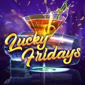Lucky Fridays logo review