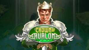 Crown Of Avalon logo achtergrond