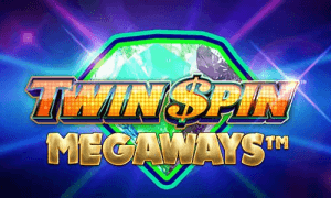 Twin Spin Megaways logo review